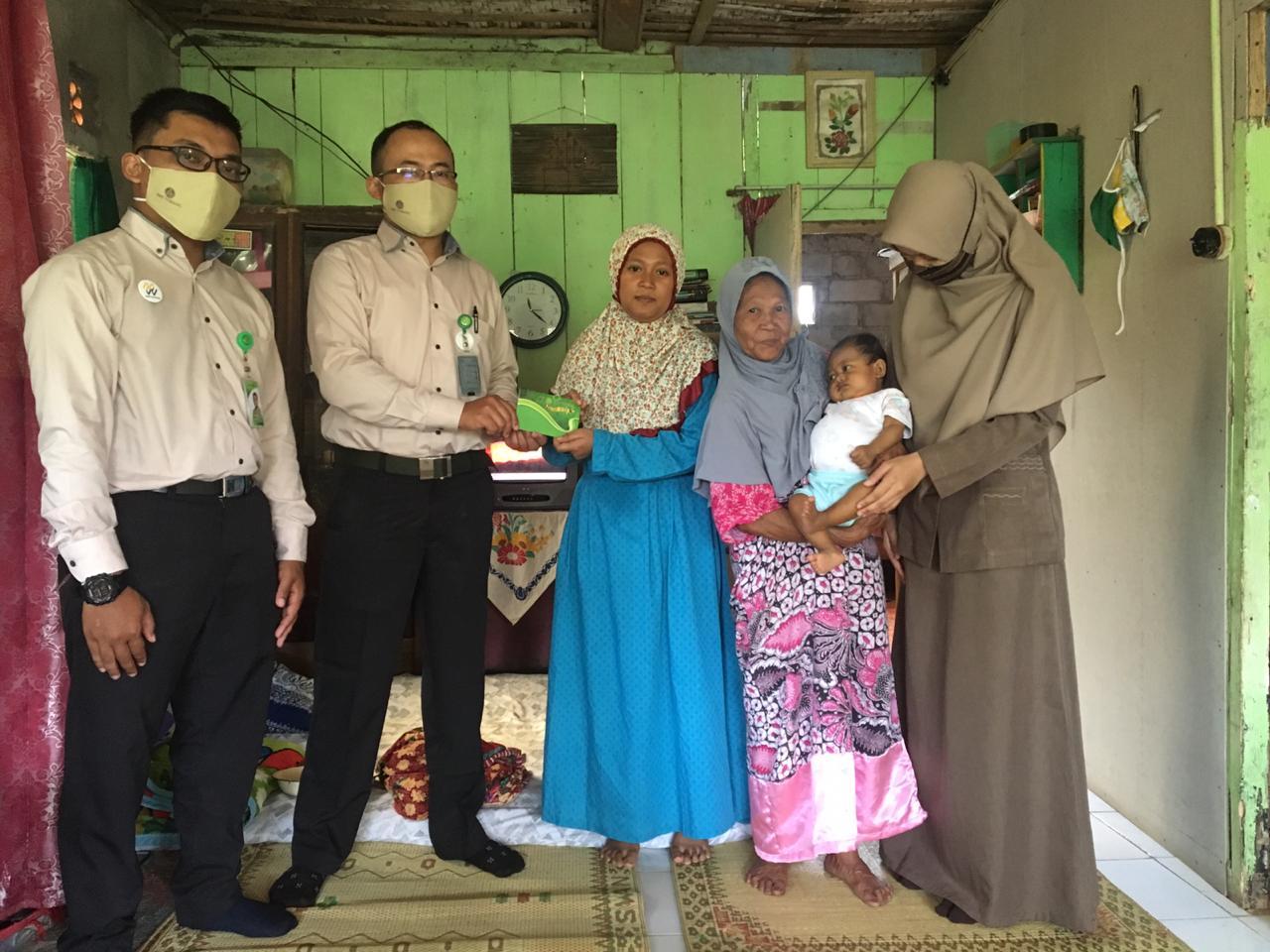 Bantuan Untuk Balita Penderita Atressia Billiaris